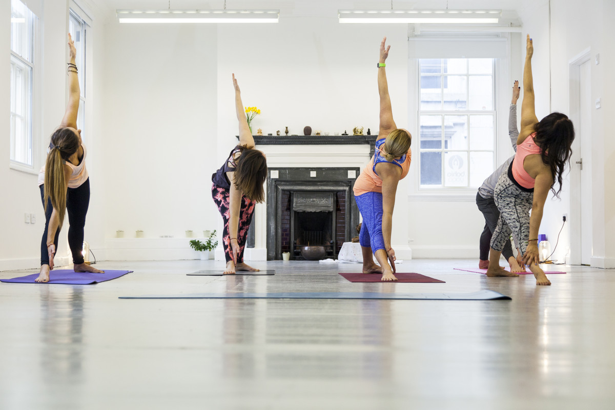 14 tips for a great Yoga class