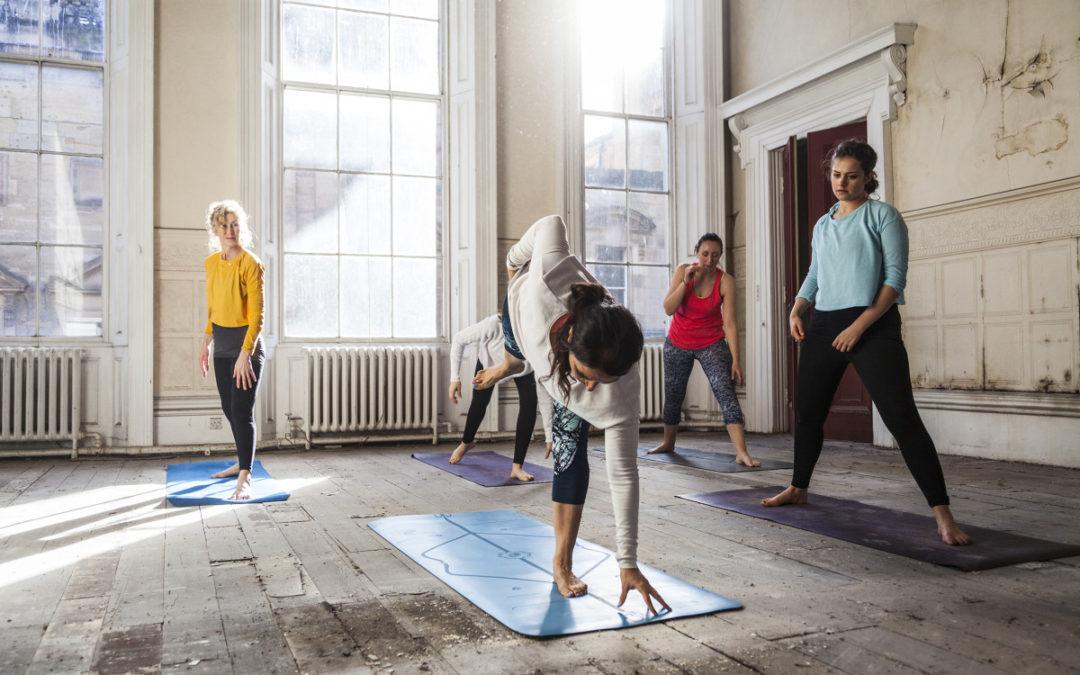 Yoga for Alzheimer's Nottingham
