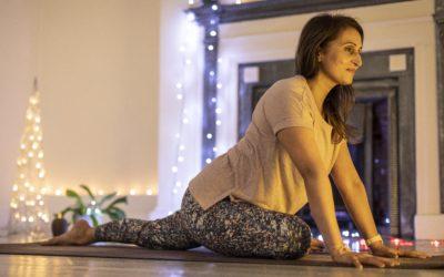 Yoga, Meditation & Journaling Winter Solstice