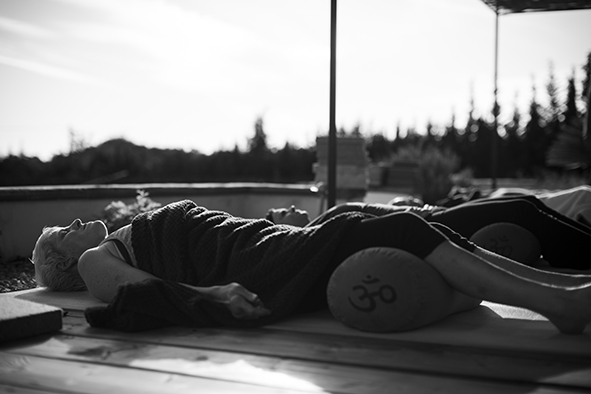 Sunday Series – Restorative Yoga