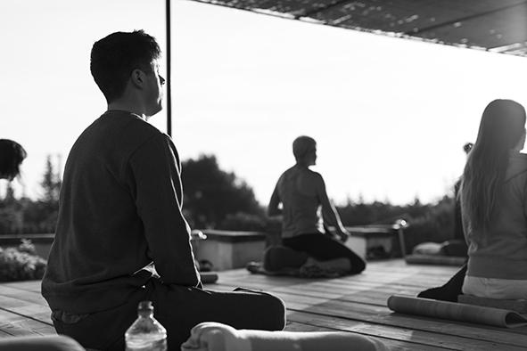 New Year's Day Yoga & Loving Kindness Meditation