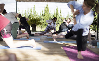 Yoga Retreat Valencia May 2018