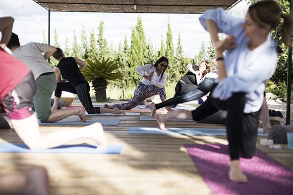 Yoga Retreat Valencia May 2018