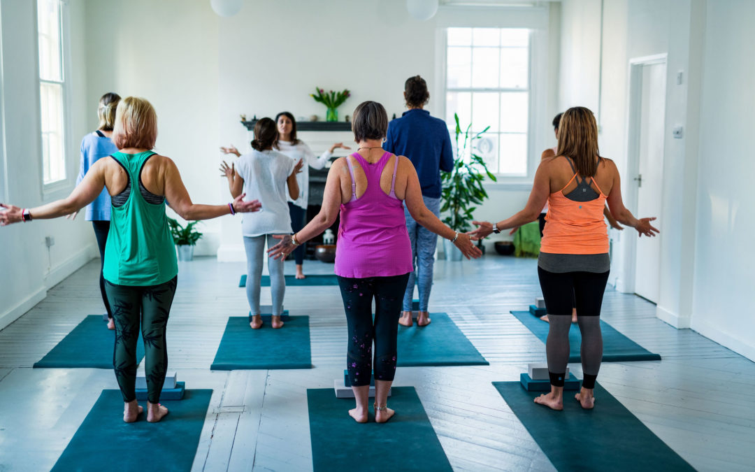 12 tips for a great Yoga class