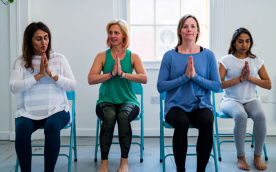 Chair Yoga CPD