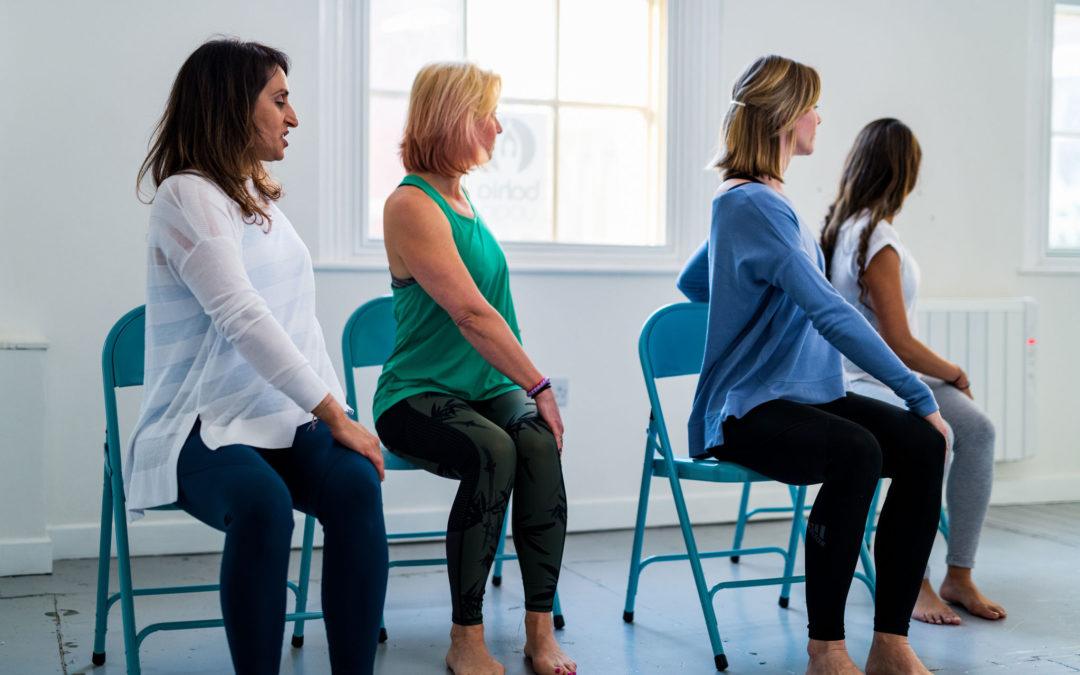 Chair Based Yoga Training
