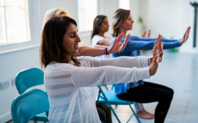 Chair Based Yoga CPD