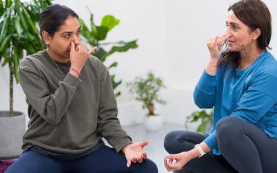 Sunday Series: The Yoga of Breathing